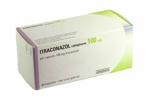 Itrakonazol