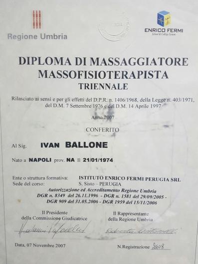 Ivan Ballone - Galleria Fotografica