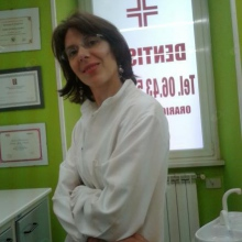 Gloria Margutti, dentista Roma