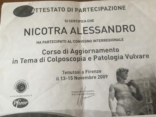 Alessandro Nicotra - Galleria Fotografica