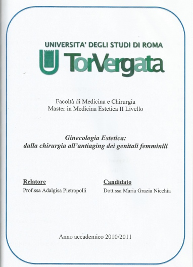Maria Grazia Nicchia - Multimedia
