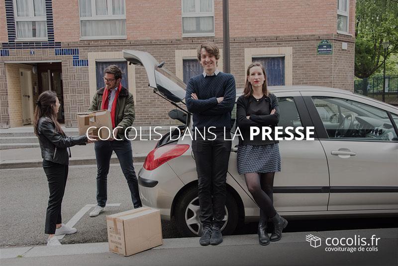 Cocolis dans la presse