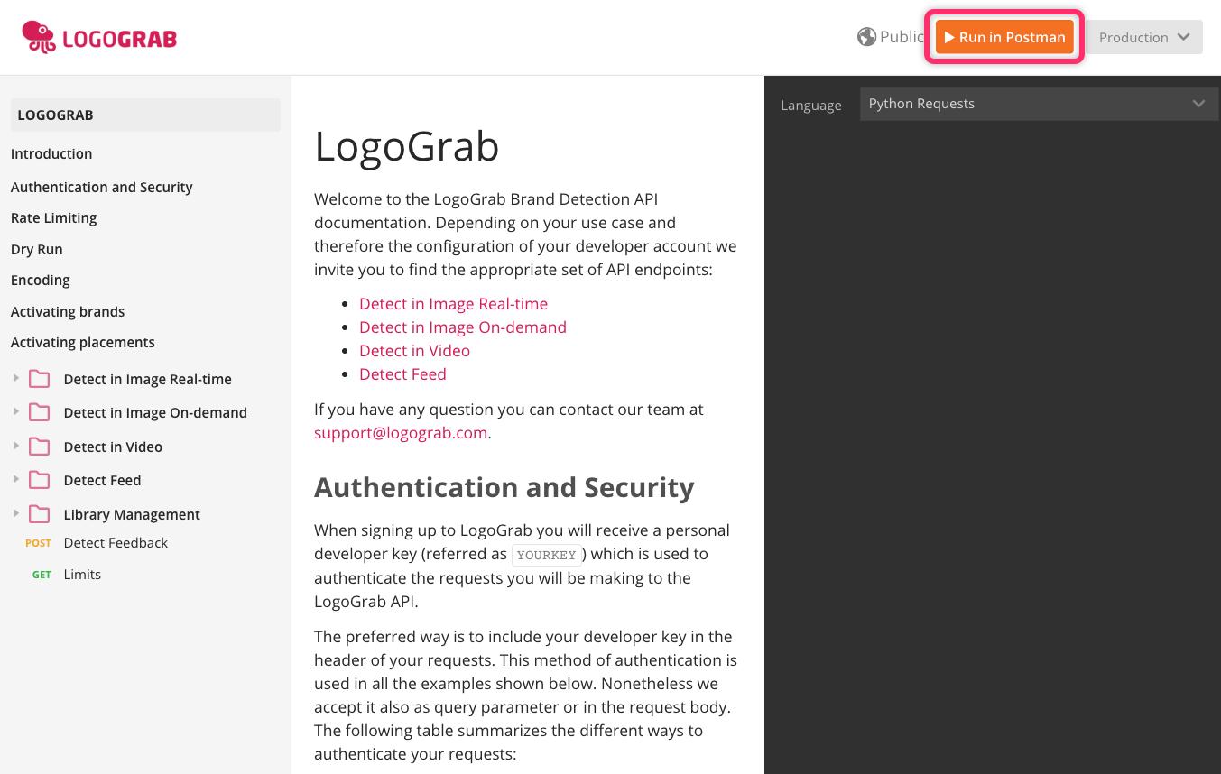LogoGrab