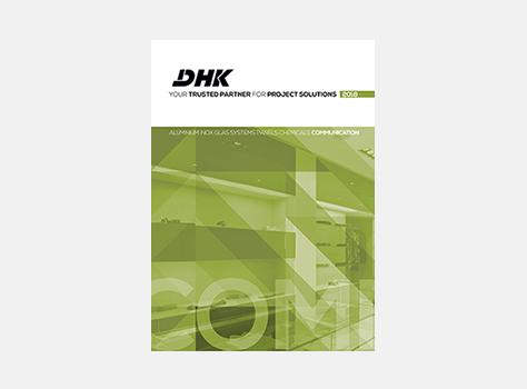 Catalogue communication DHK