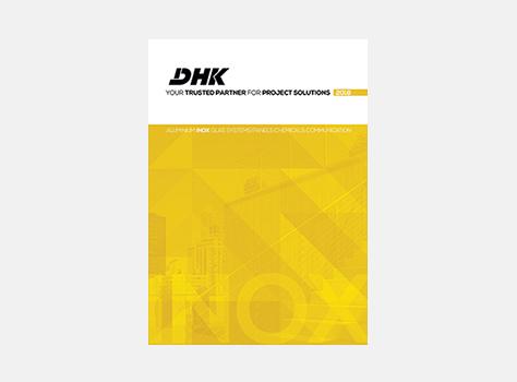 Catalogue inox DHK