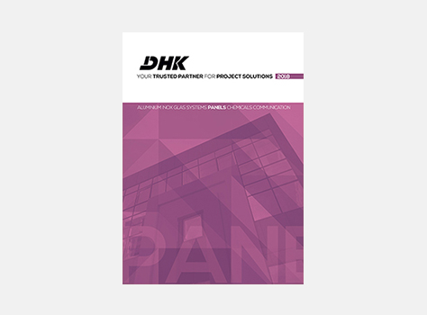 Catalogue panels DHK