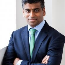 Vijay Shanmuganathan, Ophthalmologist Kingston upon Thames