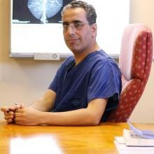 Kefah Mokbel - General Surgeon