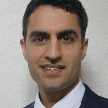 Sameer Trikha, Ophthalmologist London