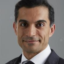 Mahyar Amjadi - plastic surgeon Guildford