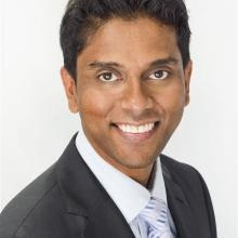 Niruben Rajasagaram, general surgeon Heidelberg