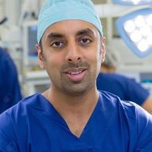 Sanjay Adusumilli - general surgeon Bella Vista
