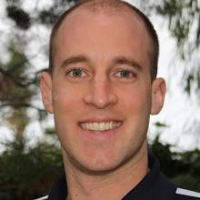 Brendan Joss, physiotherapist Nedlands