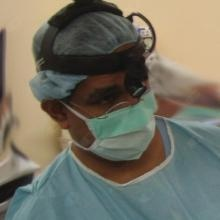 V. Muralidharan - general surgeon