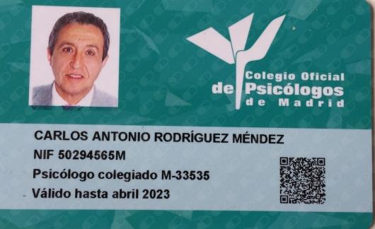 Carlos Rodríguez Méndez - Galería de imágenes