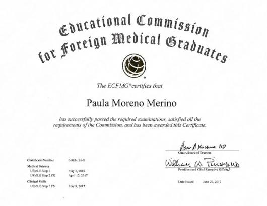 Paula Moreno Merino  - Multimedia