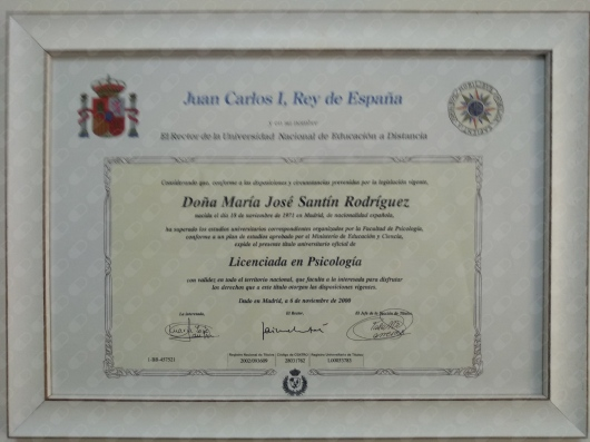 Maria Jose Santín Rodriguez  - Multimedia