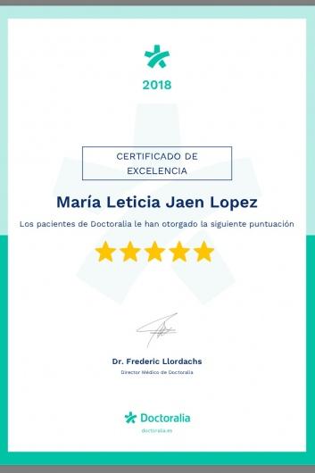 María Leticia Jaen Lopez  - Multimedia