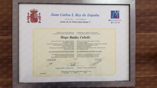 Hugo Baidez Cubells - Galería de imágenes