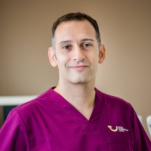 Massimiliano Catto, Dentista Tomares