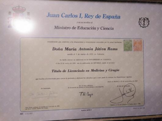Mª Antonia Játiva Rams  - Multimedia
