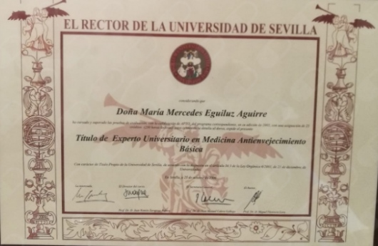 Mercedes Eguiluz Aguirre  - Multimedia
