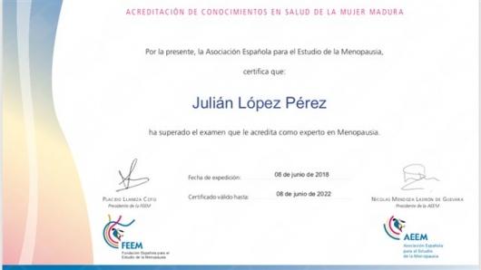 Julián Alberto López Pérez - Galería de imágenes