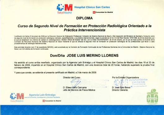 José Luis Merino Llorens - Multimedia