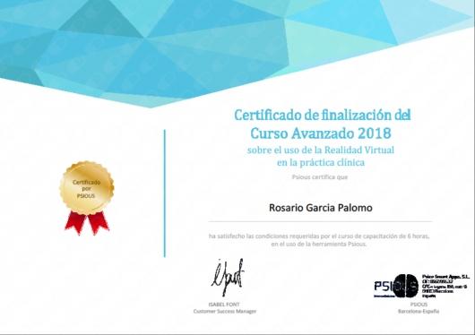 Rosario García Palomo - Multimedia