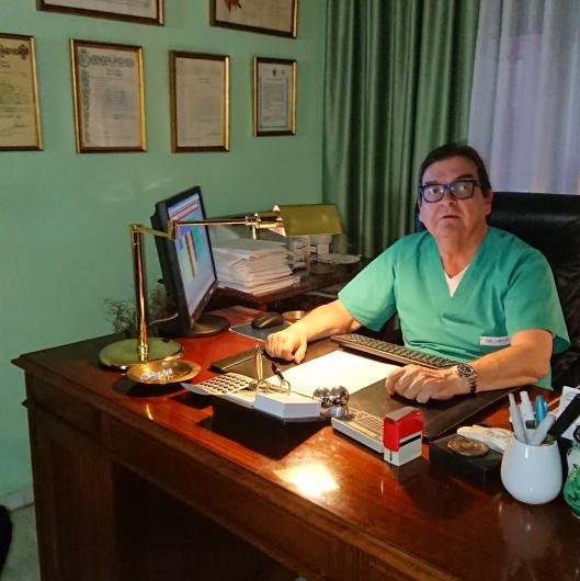 Dr Luis Roberto Montenegro Rodríguez Endocrino Sevilla