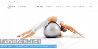 About The Pilates  websitesi