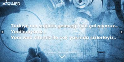 AIFD websitesi