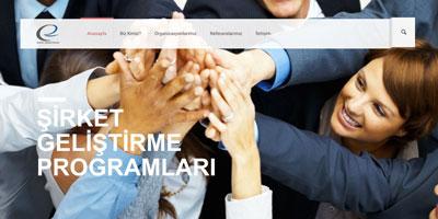 EKare Events Organizasyon  websitesi