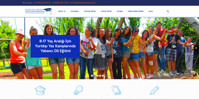 Intereducenter websitesi