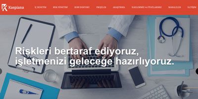 Kaspiana  websitesi