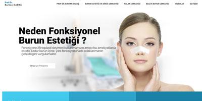 Lormed Medikal ve Sağ Hiz LTD Şti websitesi