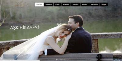 Neş'e Kübra Photography websitesi