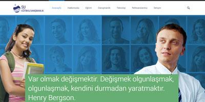Su Eğitim & Danışmanlık websitesi