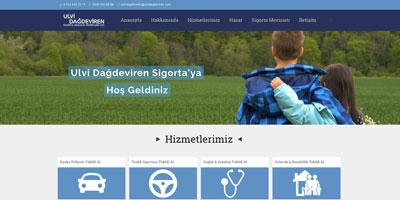 Ulvi Dağdeviren websitesi