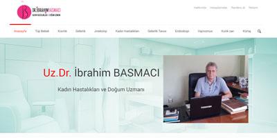 Uzm. Dr. İbrahim Basmacı websitesi