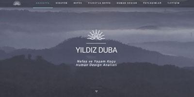 Yıldız Duba  websitesi