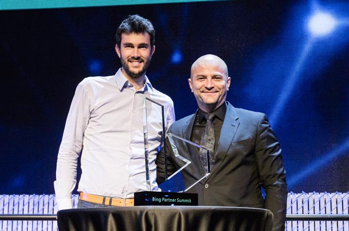 Dolead reçoit le Bing Rising Star Award 2017
