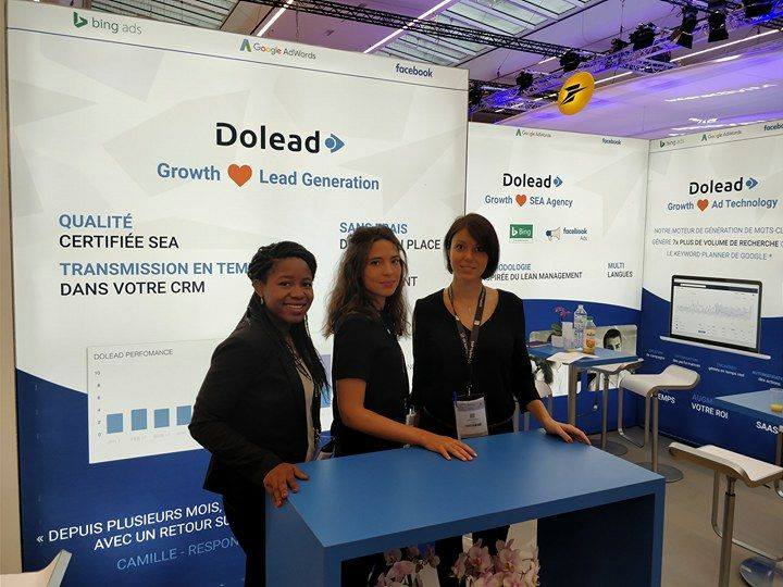 Dolead au salon du e-commerce 2017