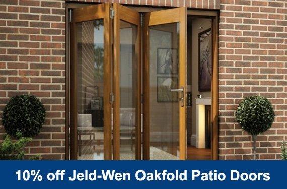 Oakfold Patio Doors