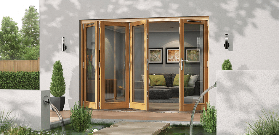 how to fit a patio door