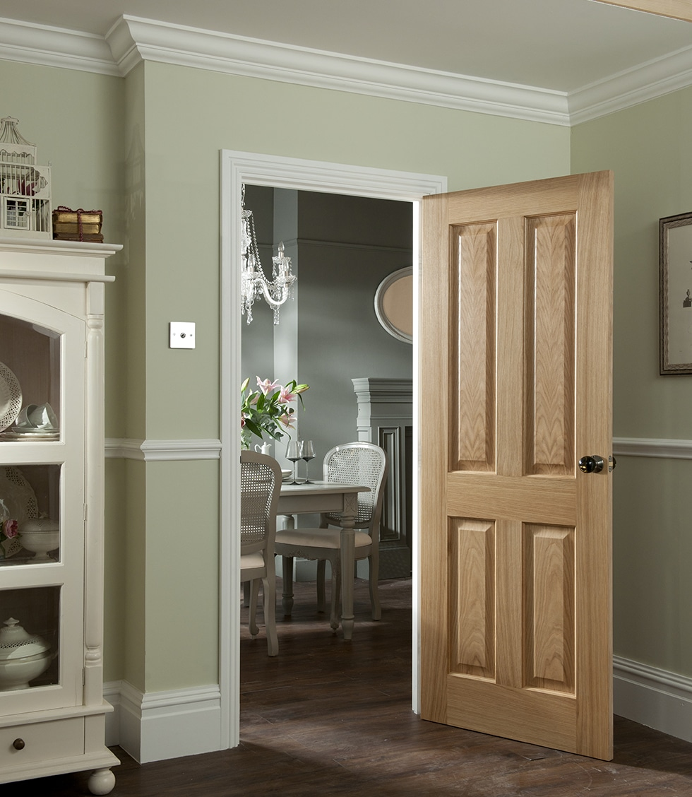 How to fit an internal fire doors