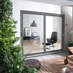 Sliding JELD-WEN Timber Patio Doors