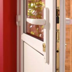 PVCu External Doors