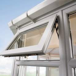 PVCu Double Glazed Windows