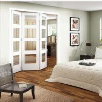 JELD-WEN White Primed Room Dividers